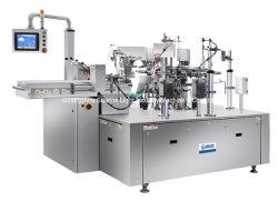 Pochette Auto liquide poudre /granule/machine de conditionnement d'étanchéité de remplissage