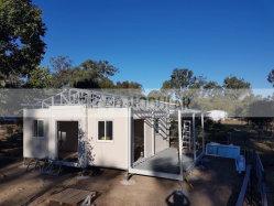 20ft/prefabricados modulares prefabricadas Alojamiento Casa Contenedor móvil