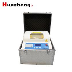 L'équipement Fully-Automatical haute précision de l'huile de transformateur Bdv Test Set