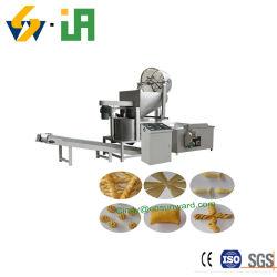 заводская цена Tortilla бумагоделательной машины Жареные закуски продукты бумагоделательной машины сыр чипсы, нанеся на машине