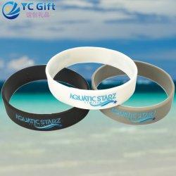 Le sport scolaire de l'énergie personnalisée prix d'usine bracelets colorés de l'activité de l'entreprise Cadeau souvenir Bracelet en silicone Art Craft Produits promotionnels Bande de main en caoutchouc