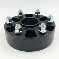 """6개 러그 6X139.7 6X5.5는 """" 6061 T6 알루미늄 바퀴 접합기 간격 장치를 위조했다"""