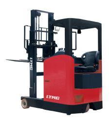 Ltmg 1tonne 1,5 tonne 2.5ton 2tonne Electric atteindre chariot élévateur à fourche avec l'option Type de fonctionnement