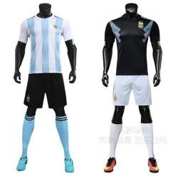 Customized Soccer Jersey Team camisas com o seu próprio logotipo impresso