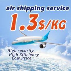 アルジェリアの各戸ごとサービスへの空気輸送明白な中国