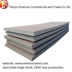 熱い販売GB/T700-2006 Q235Bの厚い鋼鉄明白な工場製造者