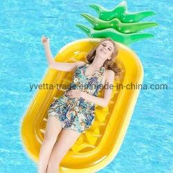 Grande piscina inflável com flutuação enquanto isso de forma Pinapple-2208