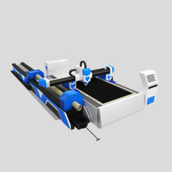 Is de Scherpe die Machine van de Laser van de vezel in China wordt gemaakt een Onontbeerlijke Apparatuur van de Verwerking van het Metaal van het Blad geworden