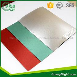 Laminados decorativos metálicos profesional en China/HPL