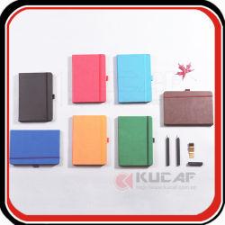 Notebook Moleskine PU personalizados semanalmente o diário do Capacity Planner 2020