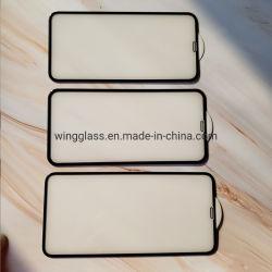 3D iPhoneのための熱い曲がる緩和されたガラススクリーンの保護装置