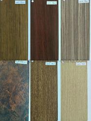 천정 / 벽 / 테이블 / 의자 장식을 위한 풍부한 목재 컬러 알루미늄 시트