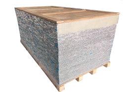 Aluminium de haute qualité Les panneaux de décoration de mur rideau Honeycomb