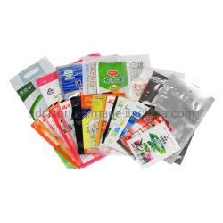 Zak van de Zak van het Voedsel van de douane de Embleem Afgedrukte Plastic Verpakkende in China