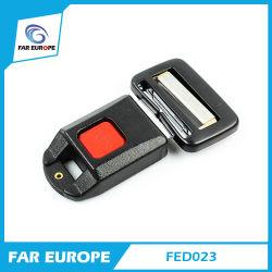 Fed023 nouvelle arrivée, appuyer sur le bouton Boucle de ceinture de sécurité