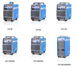 IGBT DC カット - 50/60/80/100/120/160/200/300/400 CNC 金属切削機インバータエアプラズマ カッター( LGK )