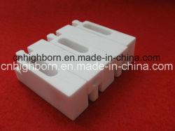 El 95% de la base de lámpara de cerámica de alúmina