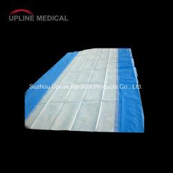 Médicos quirúrgicos desechables absorbentes Nonwoven drapeado