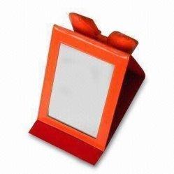 El plegado de plástico Cuadrada Mirrorpocket Pocket Mirror