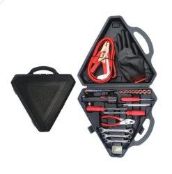 61 pcs Jeu d'outils d'urgence d'alimentation en usine avec les outils à main /lampe de poche