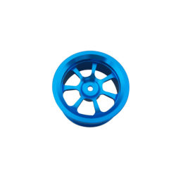 جزء معدني دقيق مخصص لعجلة سكوتر
