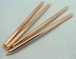 Droites Heatpipe 12,7 mm de cuivre fritté