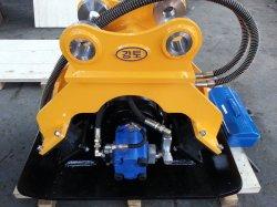 Compattatore idraulico a piastra per escavatore di alta qualità