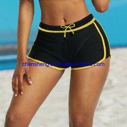 O verão 2020 Mulheres Praia Mar Board Shorts executando curtos para nadar desgaste DESGASTE DE PESCA