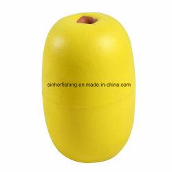 Ds0 PVCプラスチック楕円形釣浮遊物