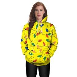 Mode pullover en tricot avec Design Flower Patch brodé