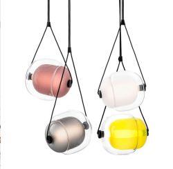 Lamp van de Tegenhanger van het Glas van de Kroonluchter van de Ontwerper van het Huis van de decoratie de Moderne