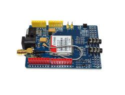 Funzione senza fili del modulo della scheda di espansione dello schermo di GSM GPRS del modulo SIM900 più di Tc35I per Arduino
