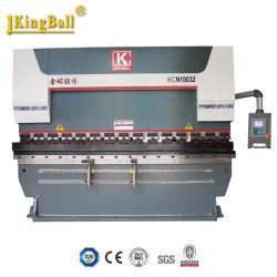 China Kingball 3+1 As kcn-10032 CNC de Hydraulische Rem van de Pers met CT8 Controlemechanisme