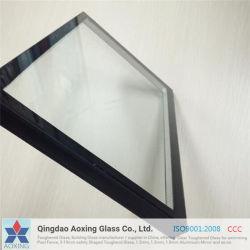 Isolamento de segurança de fornecimento direto de fábrica de vidro isolante para porta de vidro