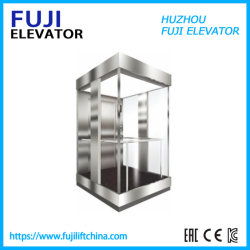 FUJI Turismo Residencial Panorâmica Elevador Elevador inicial do elevador de passageiros com barato preço Venda