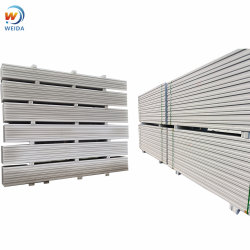 قائمة أسعار مواد البناء الجيدة الجودة AAC / ALC الجدار و مواد البناء الخفيفة الوزن للوحة السقف من لوحة الحائط الخارجية