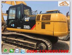 الحفار الهيدروليكي المستخدم 336D من Caterpillar (Cat 336D)