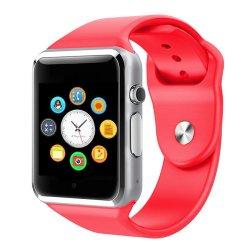 新しい到着の熱い販売のスマートな腕時計A1 Andriod SIMのカードの携帯電話