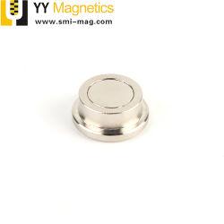 Super starker NdFeB seltene Massen-Magnet-Stoßgroßhandelspin