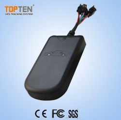 Smart Car Tracker GPS Portátiles apoyo alarma Sos/2-forma de hablar, Alarma de Puerta abierta (GT08S-JU)