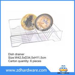 水切りかごの版のホールダーのコップラック台所記憶のバスケットのハードウェアの付属品