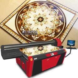 工場価格の2500*1300mmデジタルの印字機のインクジェット紫外線平面プリンター