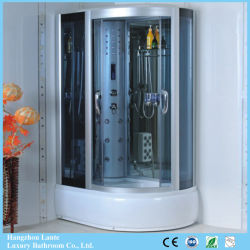 저렴한 가격 강화 유리 스팀 샤워 캐빈(LTS-8513(L/R))