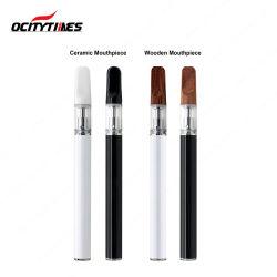 Le mieux. 5 ml en verre céramique Buttonless CBD d'huile E cigarette jetable
