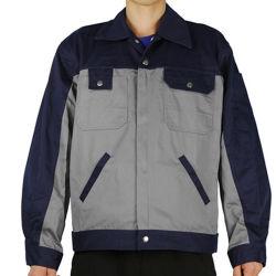 Venda por grosso cinza PPE Navy Blue Segurança Algodão roupas de trabalho os homens do soldador o casaco de Inverno
