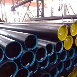 JIS G3454 Stpg370 DIN de carbono 2458 Sem Tubo de Aço Sch40