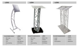 알루미늄 강관 트러스/트러스 디스플레이