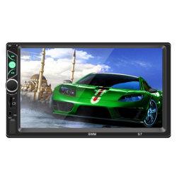 Sunplus voiture écran tactile Bluetooth MP4 MP5 Player radio double stéréo 2 DIN