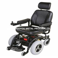 Fauteuil roulant électrique, en cuir de haute qualité, Flexable, Disque de métal, supportable, Multi-Functioning