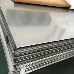 Matériau de construction en usine 2b/BA/plaque en acier inoxydable à finition poli/feuilles//Bande de la bobine/Circle (ASTM310S/S31008/X8CrNi25-21/SUS310S/1.4845/X04Cr25ni20/10x23H18)